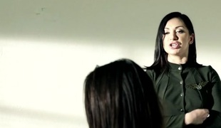 Lea Lexis,Anna Morna in Prison Lesbians #03, Scene #01