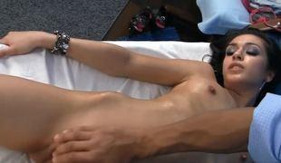 brunette sædsprut massasje kuk naken lady