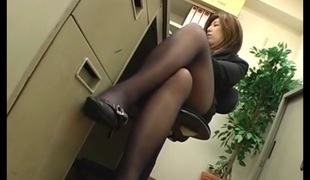 kontor asiatisk hd foot fetish rett