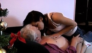 Teen corset anal Bruce a filthy old guy loves to plow young