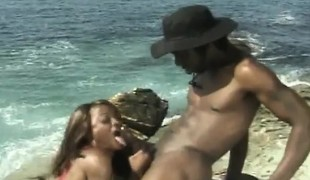 Byron Long and Devlin Weed having sex with black chicks under the sun