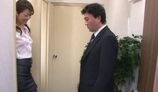 blowjob facial leketøy creampie fetish japansk svelge rett
