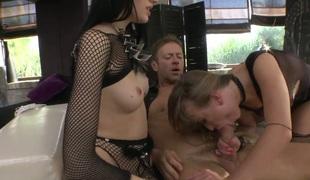 rumpehull anal deepthroat pornostjerne facial ass-til-munn hd gaping fisting hals
