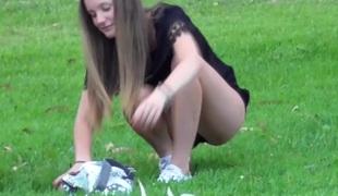 amatør hardcore utendørs par voyeur hd rett
