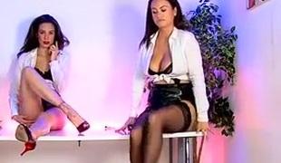Kandi kay and ella jolie nightshow