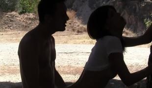 nydelig fitte par naken