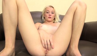 Petite playgirl Maddy Rose loves to have a big cock buried inside her cunt