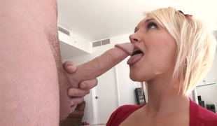 amatør blonde stor rumpe hardcore milf deepthroat store pupper blowjob sædsprut facial