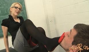 blonde milf onani fetish striptease