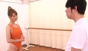 Best Japanese whore Tia Bejean in Horny JAV censored Fingering, Oral-job video