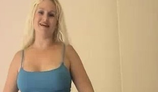 amatør synspunkt blonde blowjob
