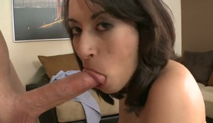 amatør brunette stor rumpe hardcore blowjob sædsprut ass handjob puling hd