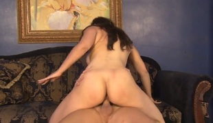 Tony De Sergio plays with sexy back porch of Stephanie Adams after he bangs her hard after that babe gets her face hole banged : Pornalized.com naked videoclip