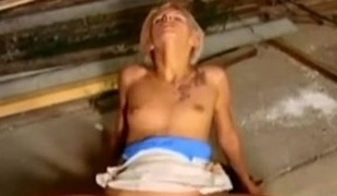 blonde blowjob sædsprut facial tysk